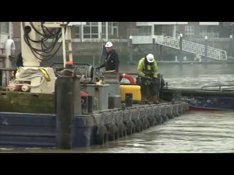 The Port of London's Pageant   Behind the Scenes Documentary