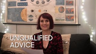 Unqualified Advice: Megan Mullally (Holiday Edition)