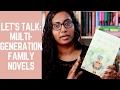 Let S Talk Multi Generational Family Novels mp3