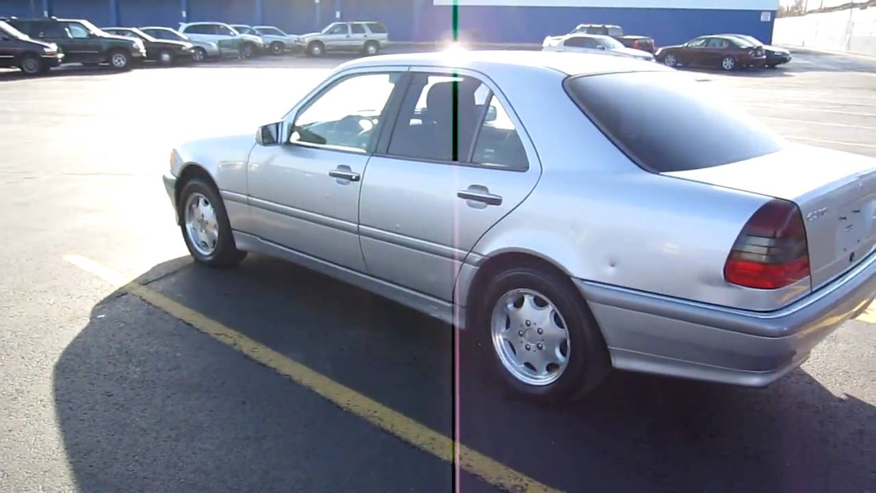 1999 mercedes benz c230 c class for sale chicago youtube for 1999 mercedes benz c230