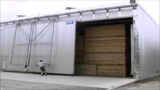 Dry Kilns - Chisholm Forest Corp - Chisholm Lumber