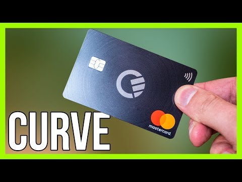 Curve Card Review - All Your Cards In One! 😱