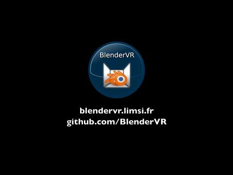 BlenderVR Demoreel 2015