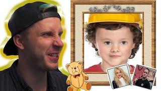 Kui SarioTV ja Enni Britta saaksid lapse | BABY GENERATOR