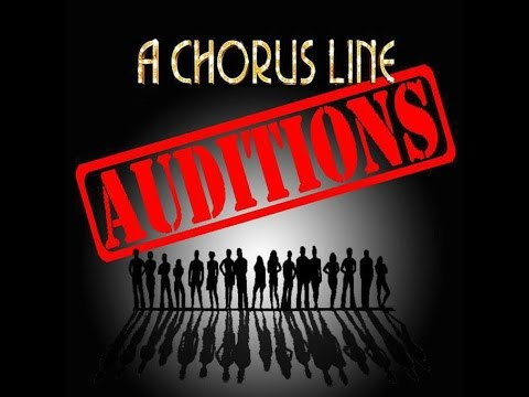 A Chorus Line Auditions by UCD Musical Society