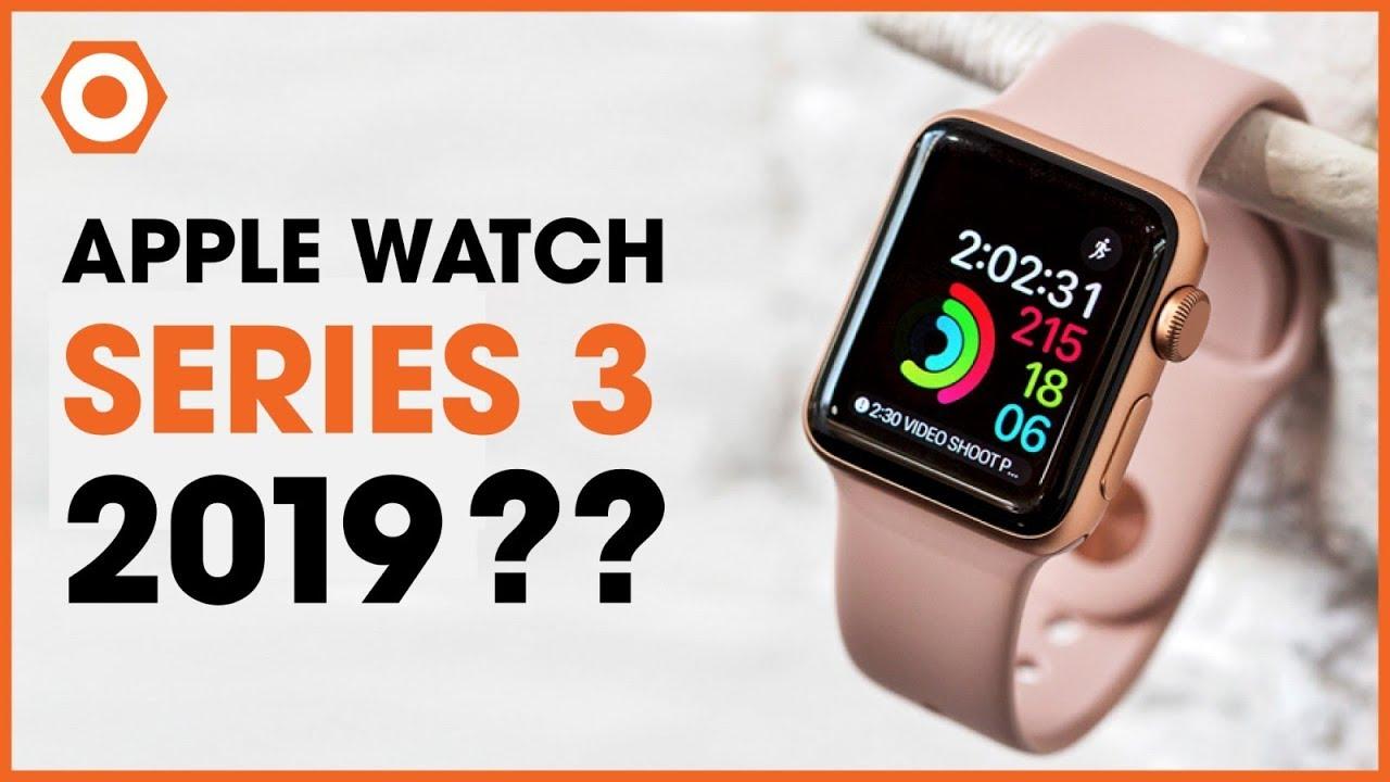 Apple watch series 3 đáng mua nhất trong thời điểm hiện nay?