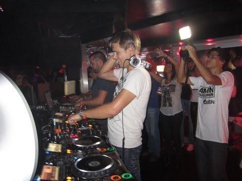 Armin Van Buuren , Queen Club Paris 2012 HD