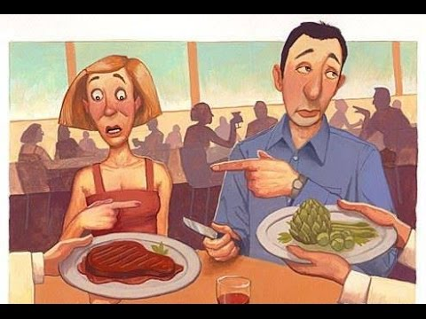 Tips for Dating a Vegetarian