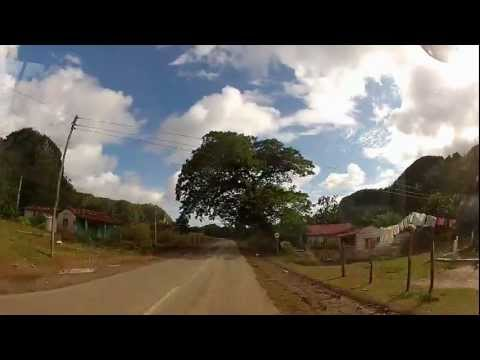 Cuba 207 (Camera on board): From Viñales to Region Pinar del Rio