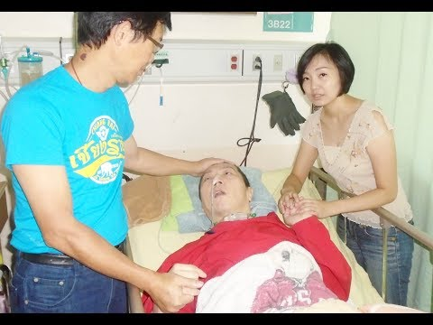 Part 15. Public free charity instant healing in Hsinwu Hospital, Taiwan during 2016 charity tour.