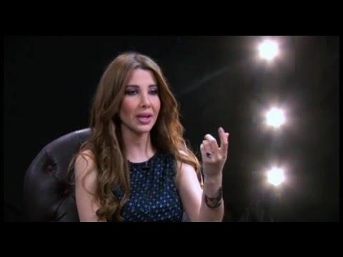 Nancy Ajram ONTV Interview نانسی عجرم لقاء خاص فی حفلة عيد الربيع