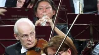 Концерт Большого симфонического оркестра имени П.И. Чайковского