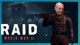Charlando A Ras De Puente - RAID World War II Beta Gameplay
