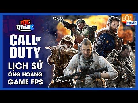 Lịch Sử Phát Triển Call of Duty  - Từ COD 1 Cho Đến Call Of Duty Mobile   meGAME
