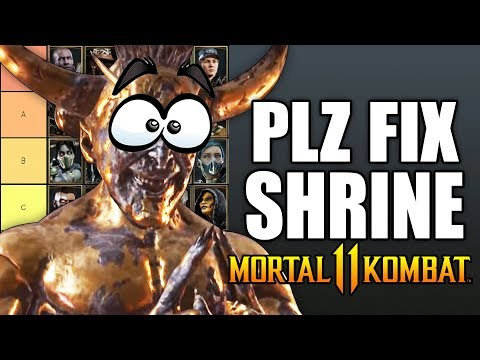 Mortal Kombat 11 - How Terrible is The Shrine??