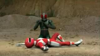 Video Kamen Rider Black vs Power Rangers parody (sub indo) download MP3, 3GP, MP4, WEBM, AVI, FLV Agustus 2018