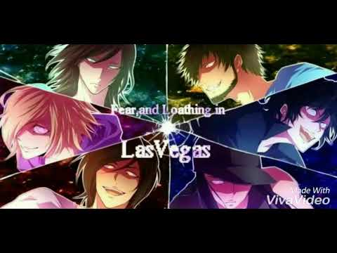 Fear and loathing in Las Vegas-The sun also rises (Nightcore)