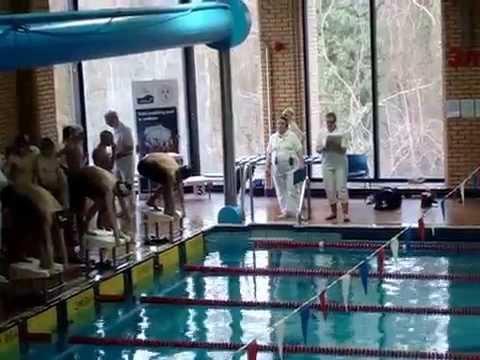 Swimming Cheshire County ASC Alsager Brigestone Swimming Club.MPG