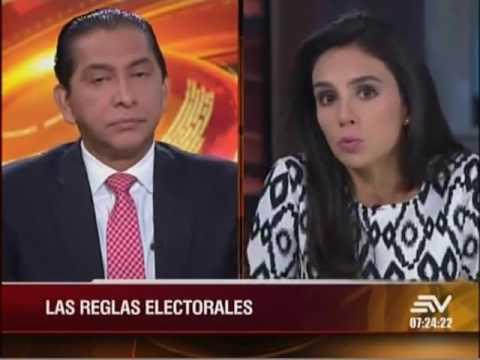 """Lucio Gutiérrez  """"El reto no es derrotar a Correa, el reto es derrotar al CNE"""""""