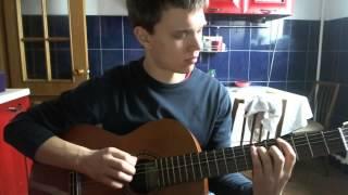 Уроки гитары  100 простых песен  #1 Sweet Dreams