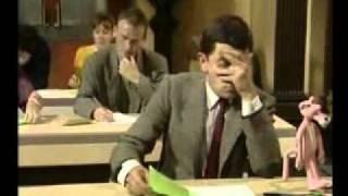 مستر بن في الامتحان   فيديو