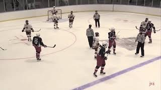 GOJHL Highlights: Kitchener Dutchmen vs Brampton Bombers