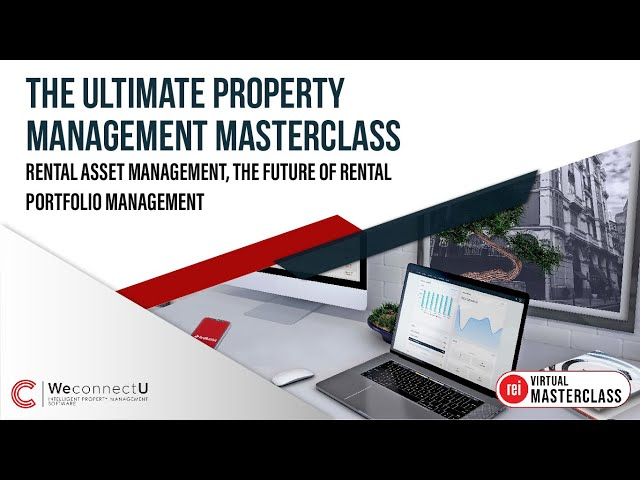 Why you need to become a Rental Asset Manager | The Ultimate Property Management Masterclass