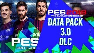 ACTUALIZAR INSTALAR DLC 3.0 PES 2018 T.U XBOX 360  -APOLO136