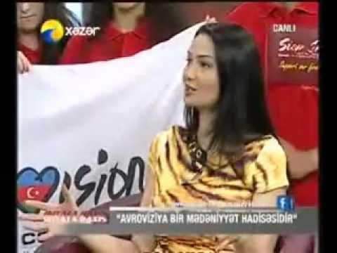 Ramal Huseynov - Heyata Baxis verilisi - EUROVISION-2012-PART-1.flv