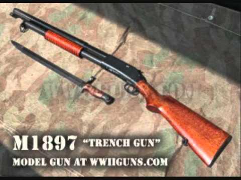 My Top 10 WW2 Guns