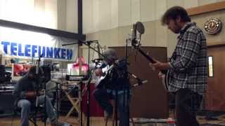 "TELEFUNKEN LIVE FROM THE LAB - Leftover Salmon - ""Rivers Rising"""