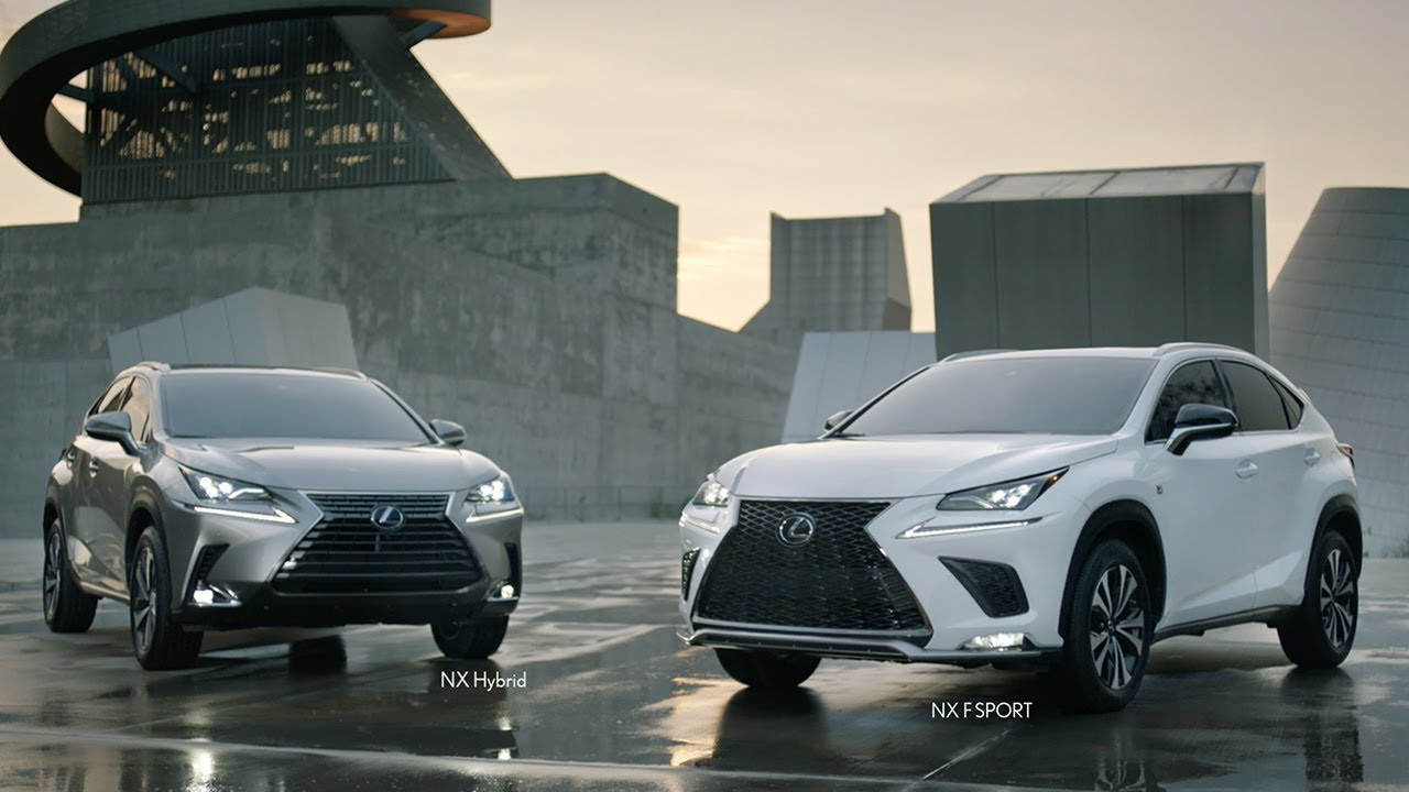 2018 Lexus Nx Tv Commercial Enhanced Progress