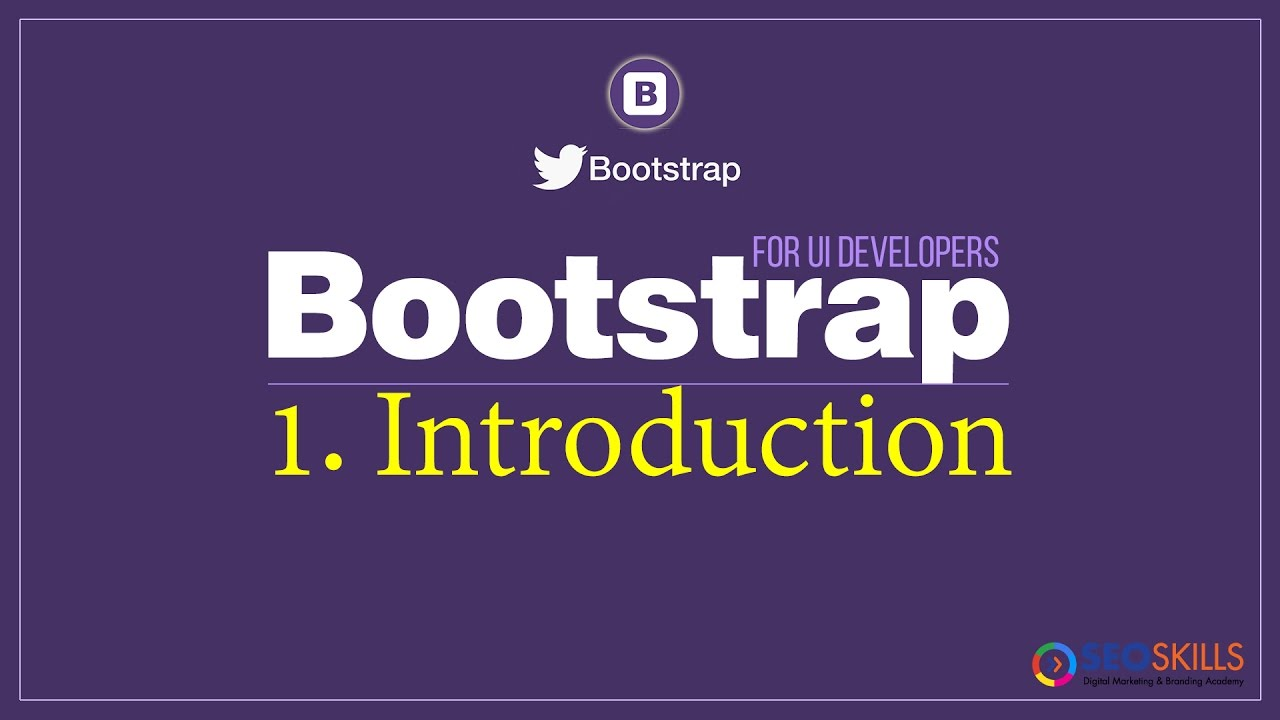 introduction to bootstrap , Telugu
