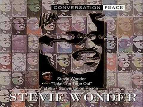 Stevie Wonder - Take The Time Out