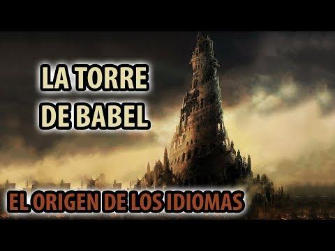 La Torre De Babel No es Un Mito, Existió, Descubre el Origen de Las Lenguas