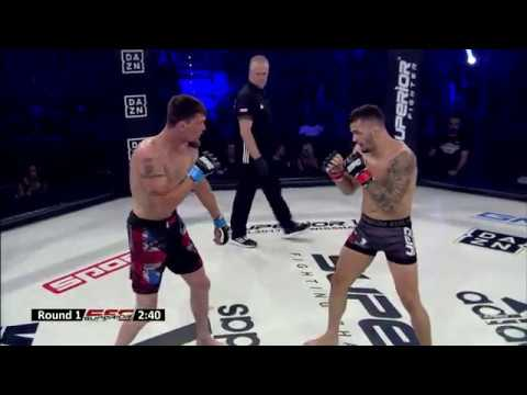 Dez Parker vs. Roberto Soldic - Superior FC 18 Titlefight