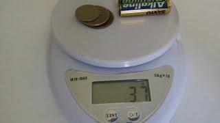 электронные кухонные весы 5 КГ, точность 1 грамм. Electronic scale. AliExpress