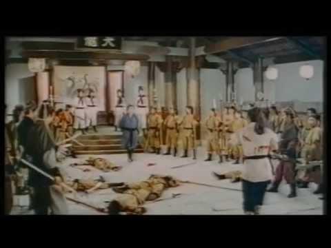 Ver Espadas Sangrientas pelicula de karate en Español