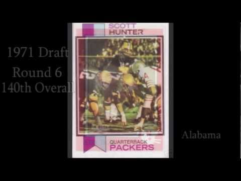 Packers QB Draft History