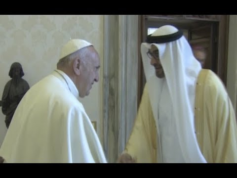 Pope To Visit United Arab Emirates