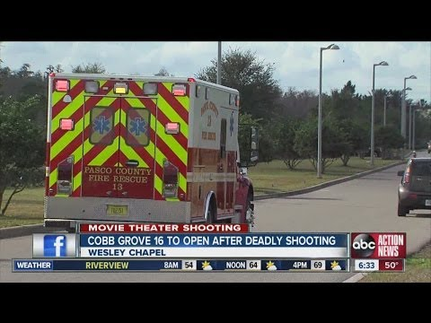 Cobb Theatres In Wesley Chapel To Reopen After Deadly Shooting