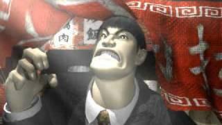 Playstation Game Intro - Ehrgeiz (demo ver.)