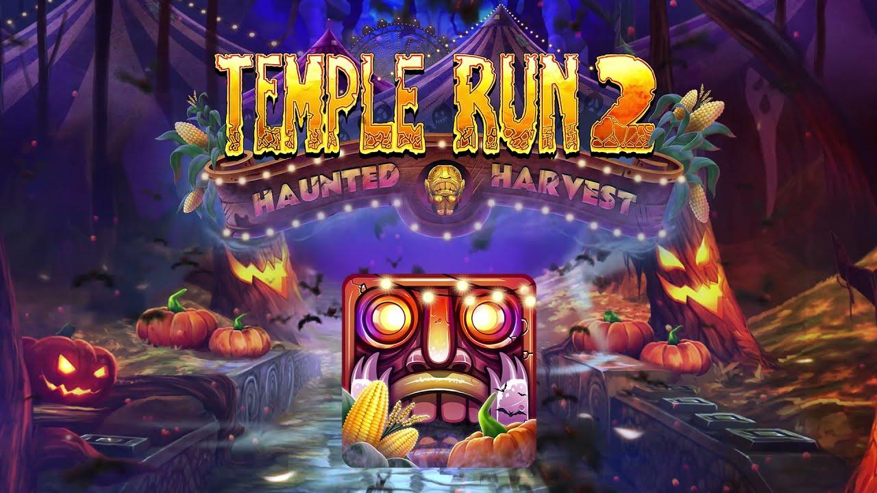 Temple Run 2 Haunted Harvest Trailer