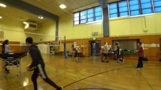 Wallenberg Boys practice 2/25/17 #3