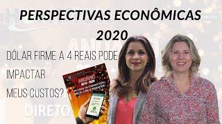 HF em Vídeo: Perspectivas econômicas para 2020 (parte I)