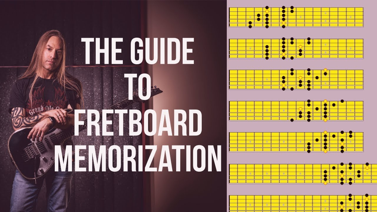 Download Guitar Fretboard Memorization   How To Memorize the Guitar Fretboard   Steve Stine Guitar Lesson