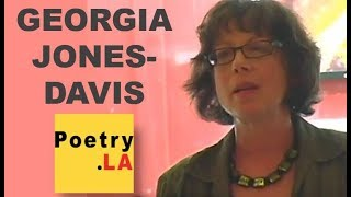 "Georgia Jones-Davis ~ ""Blue Poodle"""