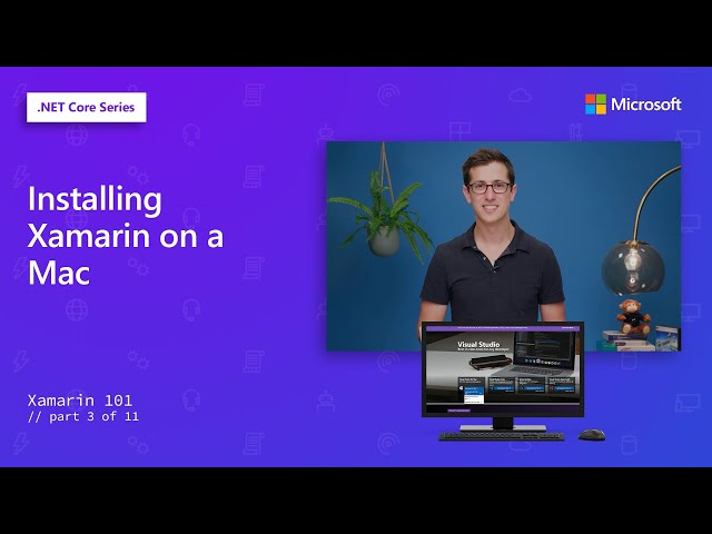 Installing Xamarin on a Mac | Xamarin 101 [3 of 11]