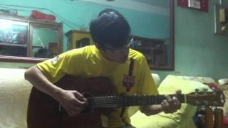 Khúc hát mừng sinh nhật Phan Đinh Tùng - Guitar cover