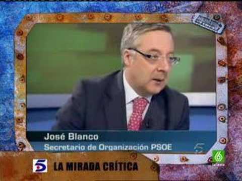 El Intermedio - José Blanco